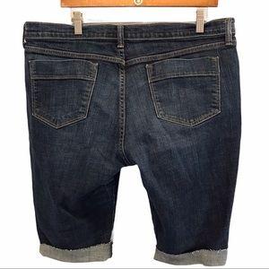 Old Navy Sweetheart women's blue denim jean shorts